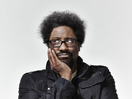 Talk to Me: Bay Area native W. Kamau Bell speaks on topics both political and personal when he appears in Petaluma on Oct. 20. - JOHN NOWAK/CNN)