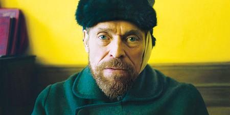 CLASS ACT Pretty good résumé, that Willem Dafoe: T. S. Eliot, Pasolini, God, Vincent van Gogh . . .