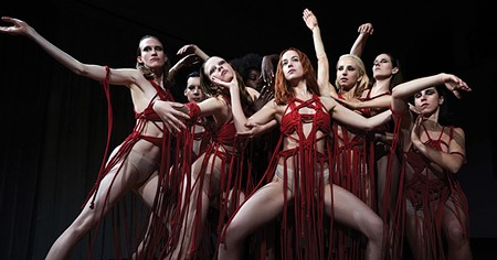 SEASON OF THE WITCH Luca Guadagnino's 'Suspiria' 