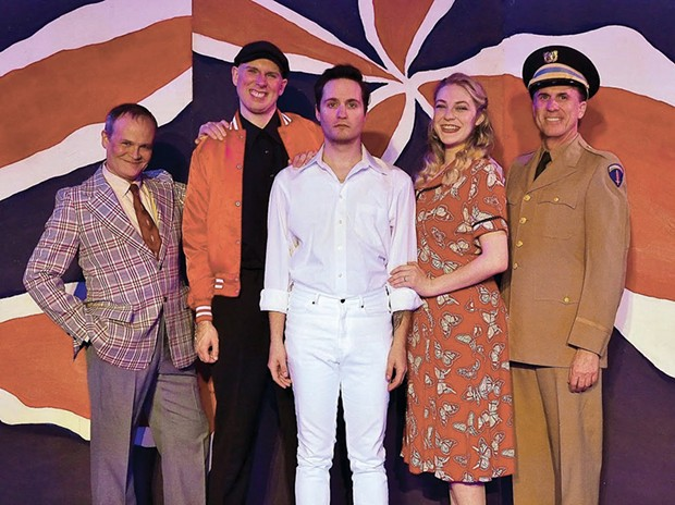 SEE ME FEEL ME Novato Theater Company's planned March production of the Who's 'Tommy' will have to wait until Marin County's shelter order is lifted. - PHOTO COURTESY NOVATO THEATER COMPANY