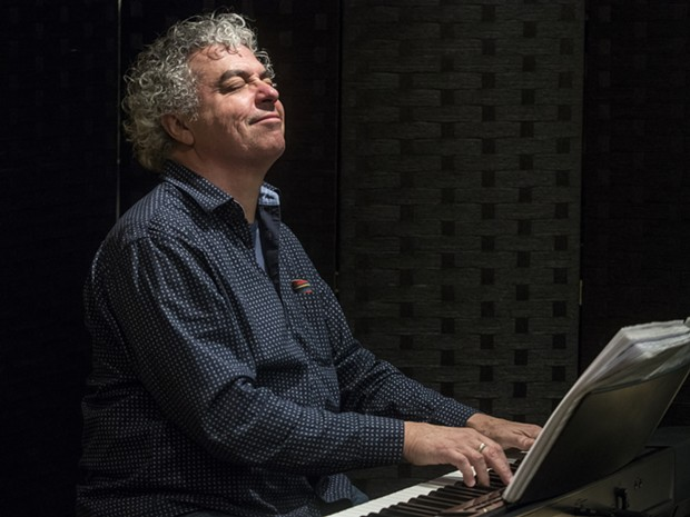 Grammy-nominated jazz pianist and composer Jovino Santos Neto joins Healdsburg Jazz Fest for the upcoming Jazz & Samba class and listening party. - RHONDA STEWART