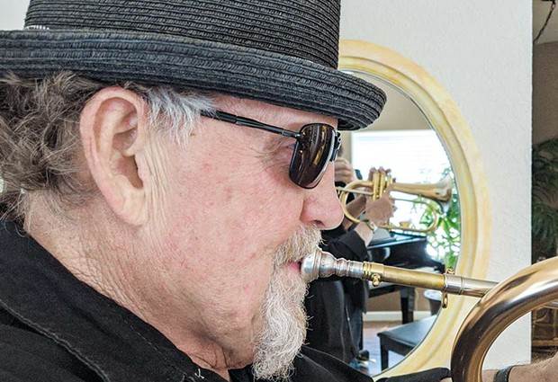 MUSIC MAN Longtime Bay Area jazz legend Peter Welker plans to pass on a lifetime of skills and knowledge to a new generation when he moves to Arizona this summer. - DAEDALUS HOWELL