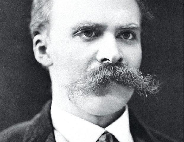 Friedrich Nietzsche, circa 1875. - PHOTO COURTESY OF WIKICOMMONS