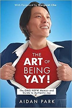 YAY! Comedian and happiness expert Aidan Park. - COURTESY OF AIDAN PARK