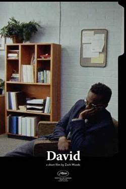 William Jackson Harper stars in 'David.' - IMAGE COURTESY OF FREESTYLE PICTURE COMPANY