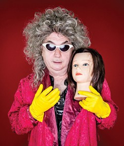 DO YOU KNOW ME? Proto-punk rocker Gary Wilson headlines Deathstock.