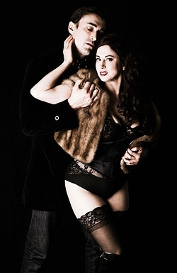 ADULT CONTENT The excellent 'Venus in Fur' challenges notions about women in theater and literature.
