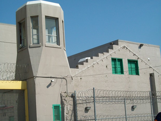 The Old Parish Prison in New Orleans: A Hellhole - TOM GOGOLA
