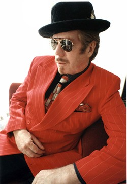 ONE OF A KIND Dan Hicks was 'criminally underheard' in his time. - JENEE CRAYNE