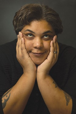 WEIGHTY ISSUES  Roxane Gay's book is making waves for challenging fat-shaming culture.