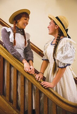 GO GREEN Melody Payne and Rachel Davidson win audiences over 