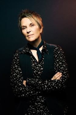 MUSIC THAT HEALS Mary Gauthier gives fresh meaning to the phrase 'Support our troops.' - LAURA PARTAIN
