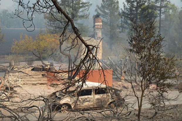 Not So Fast PG&E has agreed to a $1 billion settlement to compensate the fire-ravaged North Bay, but a bankrupcy court has to first sign off on the deal.