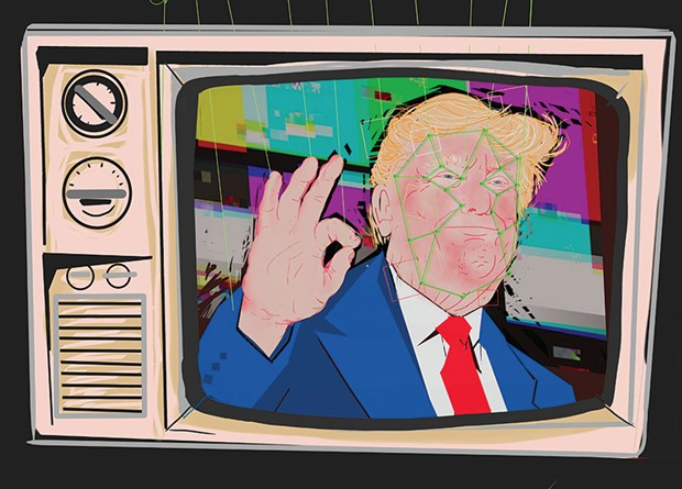 Hidden Hands Deepfakes—convincing but fake videos—are becoming easy to make and harder to detect.