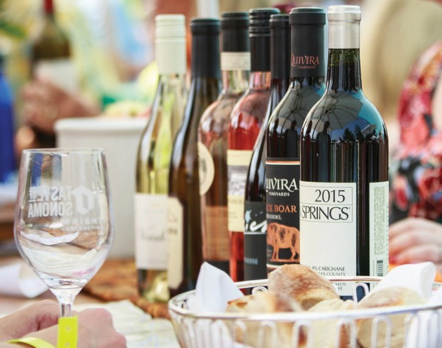 Grape Expectations Taste of Sonoma is billed as the best wine tasting and education event of the year.