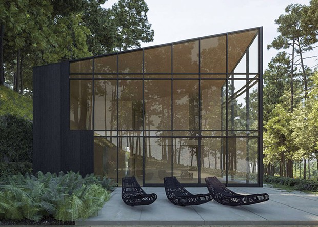 Mindful Designs  Napa Valley homes, like this one on Mount Veeder, are being rebuilt to be more resilient. - PHOTO COURTESY ATELIER JØRGENSEN