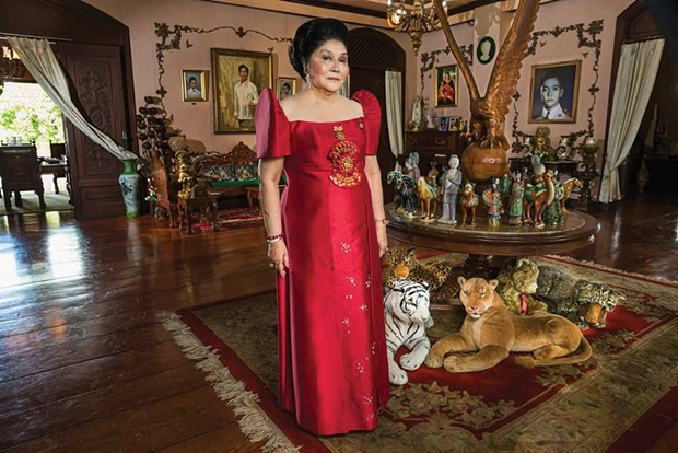 Kings & Queens Former Philippines First Lady Imelda Marcos is the subject of a damning new documentary.