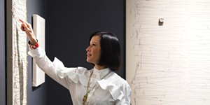Lucy Liu Talks to You in Virtual Art Tour