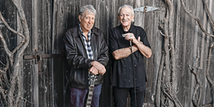Blues Masters Pair Up on New Record