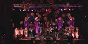 Local Bands Dress Up for Phoenix Theater's Virtual Halloween Concert