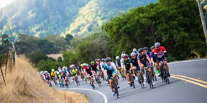 Jensie Gran Fondo of Marin Returns
