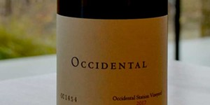 Occidental Wines' notable pinot