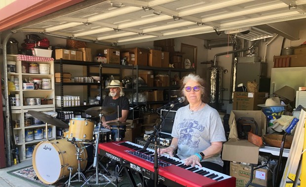 Rock Steady with North Bay Musicians at Upcoming Virtual Festival