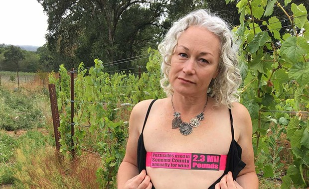 Wine Country Women Fight Glyphosate