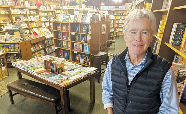 North Bay Bookstores Prepare for the Holidays