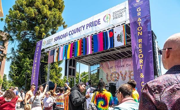 Sonoma County Pride Cancels 2020 Festival & Parade
