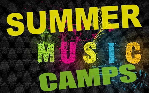 Online Music Immersions/Camps