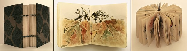 Sherrie Loveler,MakingTime, watercolor book print
