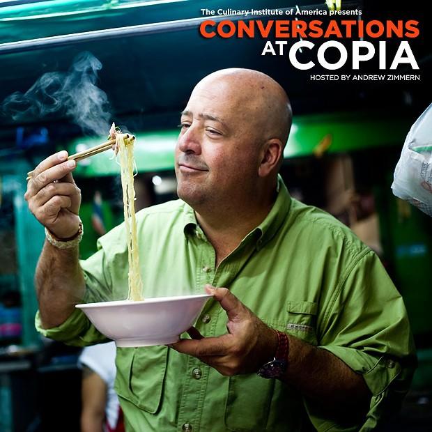 Conversations at Copia: Culture & Cuisine