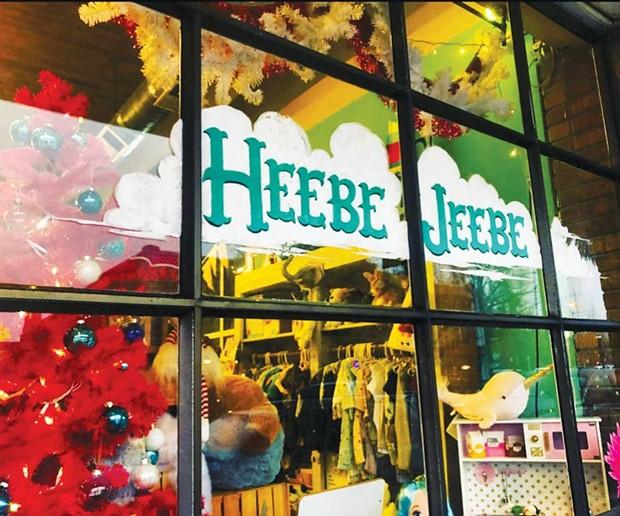 Heebe Jeebe General Store is a Petaluma landmark.