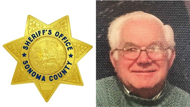 The missing 91-year-old John Volgel is 5-foot, 7-inches tall and weighs about 170 pounds with blue eyes and grey hair.
