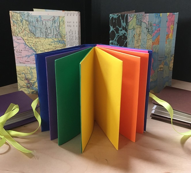 Kids (and even adults) of all ages can virtually learn the art of bookmaking with award-winning artist C.K. Itamura through the Healdsburg Center for the Arts this summer.