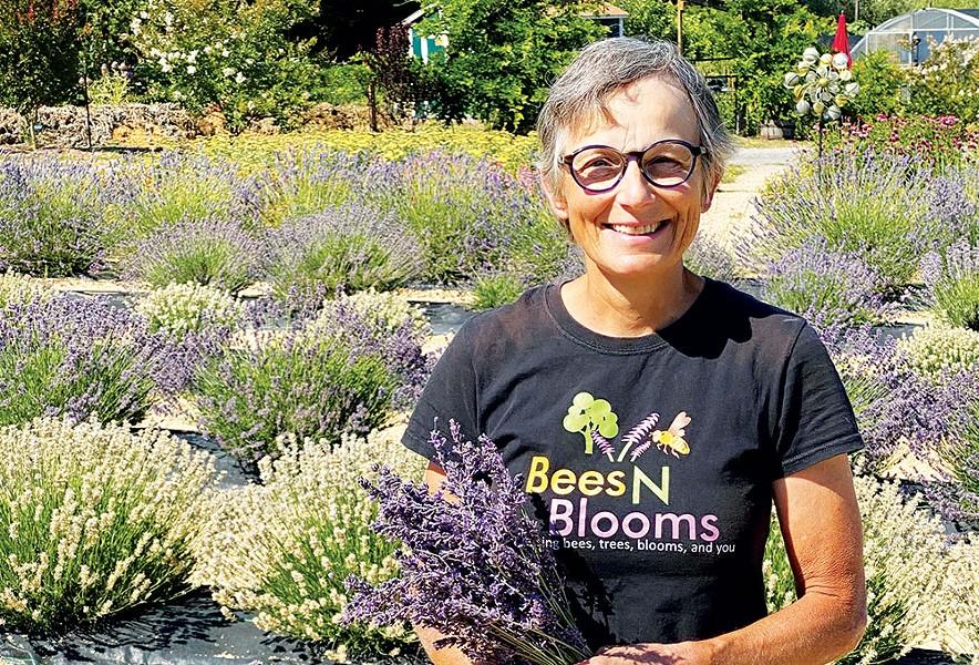 Susan Kegley became a beekeeper, in part, to evaluate EPA regulatory studies. - KARY HESS