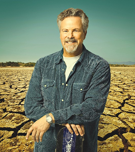 TEXAS TROUBADOUR Robert Earl Keen's new album draws on an early inspiration.