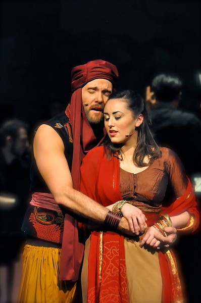 SERENDIPITY 'Kismet' revives a long-lost musical at Spreckels Performing Arts Center.