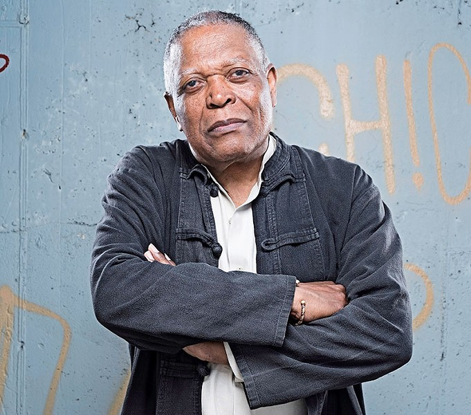 STAR OF THE SHOW  Jazz drummer Billy Hart has played with Miles Davis, Herbie Hancock and John Coltrane.