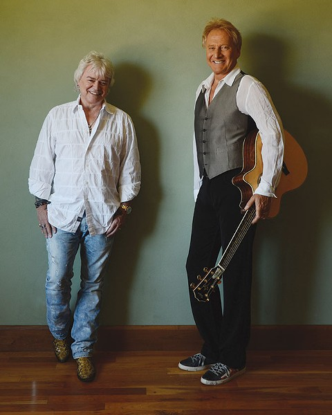 FRESH AIR Air Supply is one of several bands to play at the LBC with 'pay what you can' pricing.