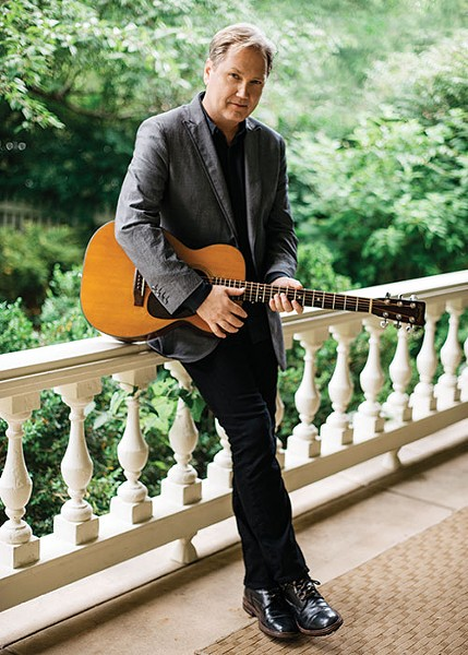 GOOD TIME MUSIC  'I get carried away,' says Steve Wariner, 'but it sure is fun.'