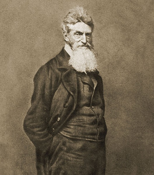 ON TRIAL John Brown is the vehicle for Gene Abravaya's examination of justice.