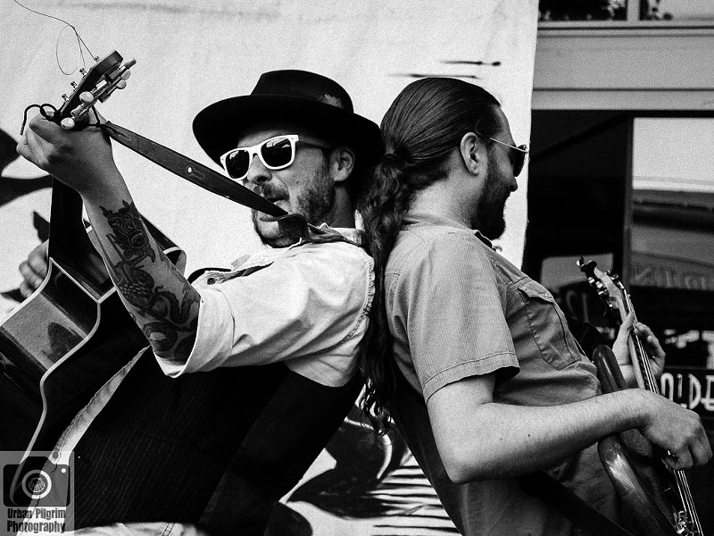 MUSICAL KINSHIP Timothy O'Neil calls his band his family.