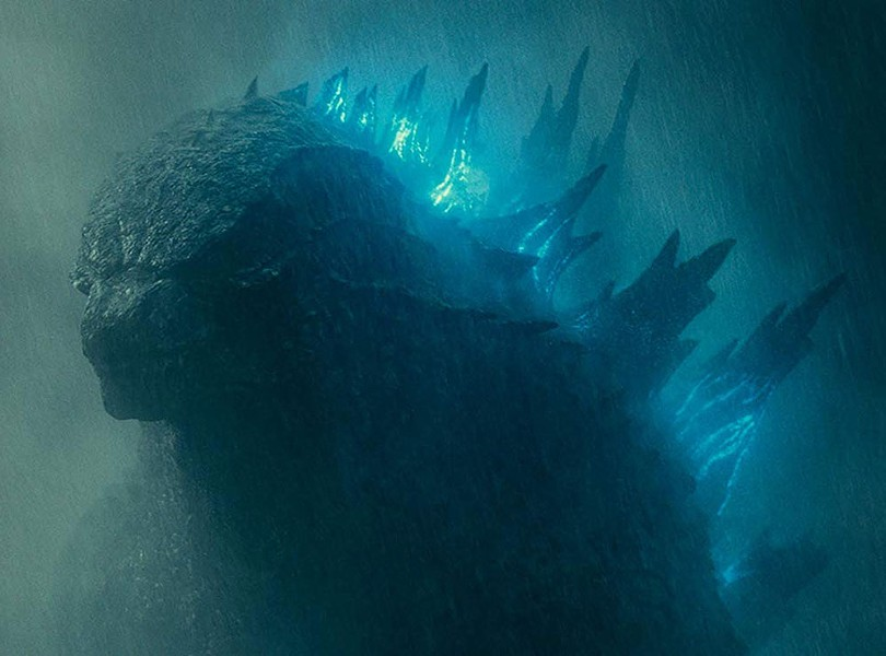 All Hail Godzilla defends his crown in this summer's biggest monster party.