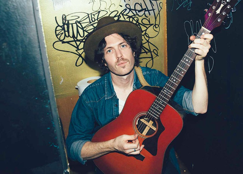 Old Technology North Bay native Ben Morrison takes a turn in his musical road with his forthcoming solo album.