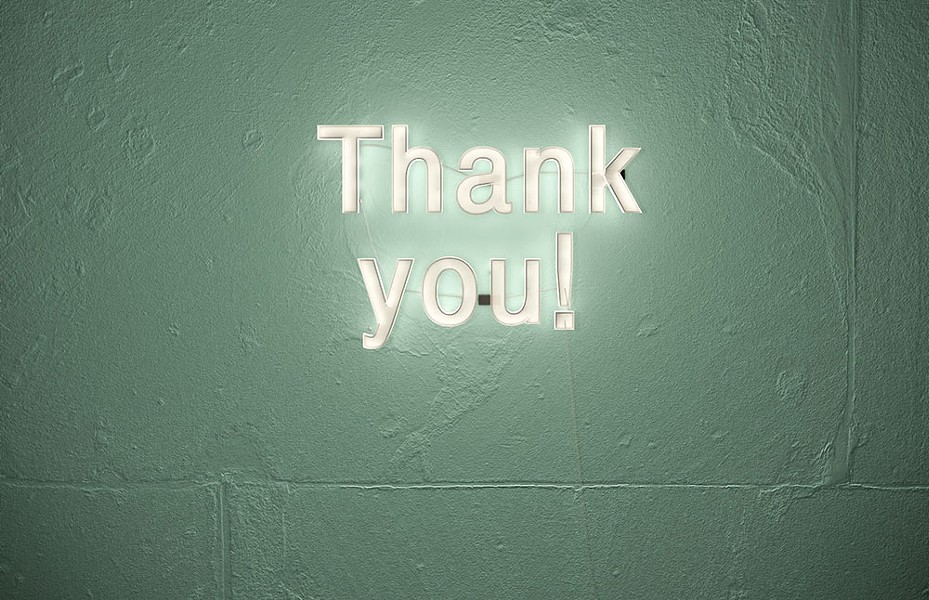 THANK YOU for reading this cutline. - MORVANIC LEE