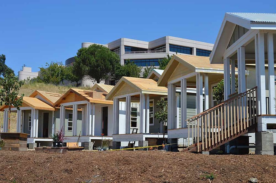 This year California lawmakers passed a wide range of laws meant to ease the state's housing crisis. - TOM GOGOLA
