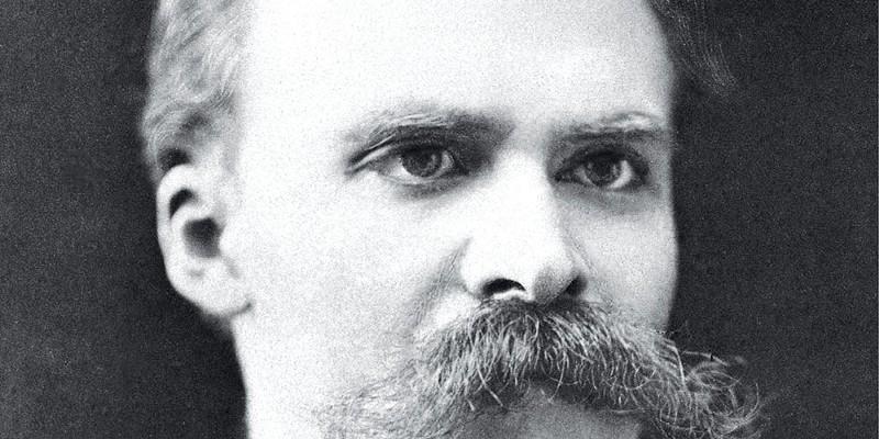 Friedrich Nietzsche, circa 1875.