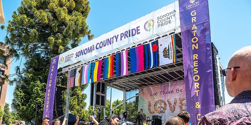 Sonoma County Pride 2019